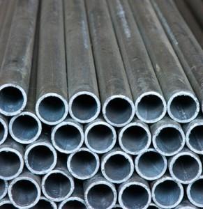 Bannerrahmen Aluminiumrohr