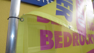 Mesh-Banner 330 g/m² beidseitig bedruckt - Detail 3