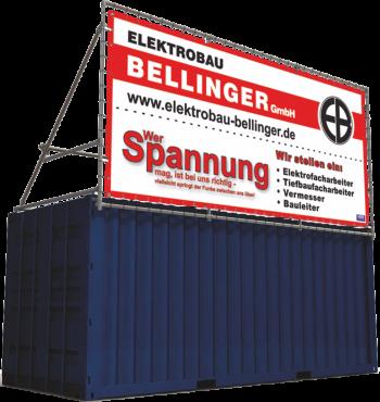 Containerrahmen 20 Fuß