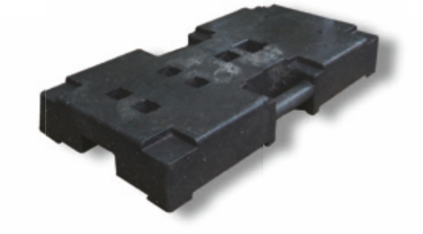 TL-Fussplatte