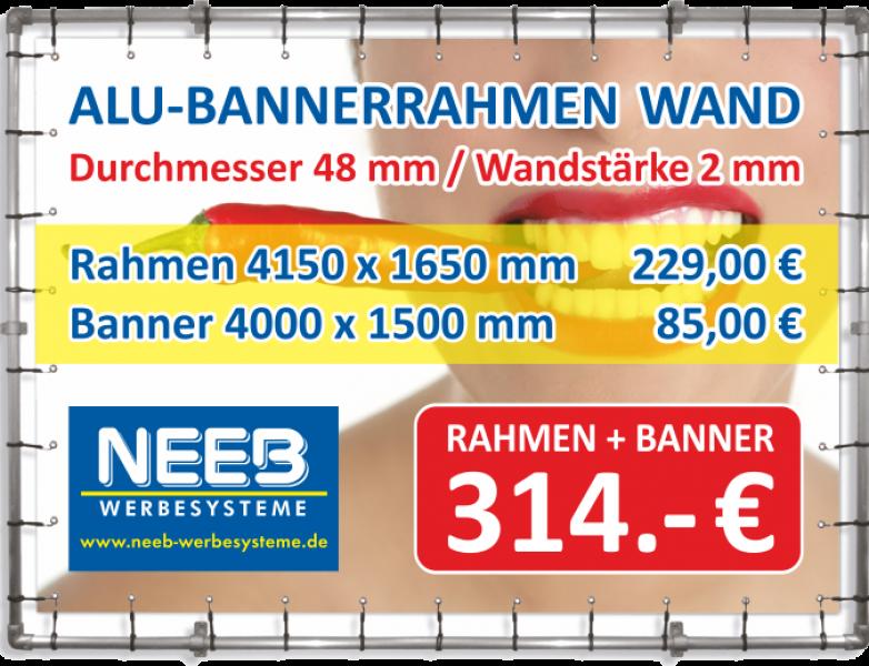 Alu_Bannerrahmen_Stecksystem_Wand_4150x1650_fuer_Banner_4000x1500