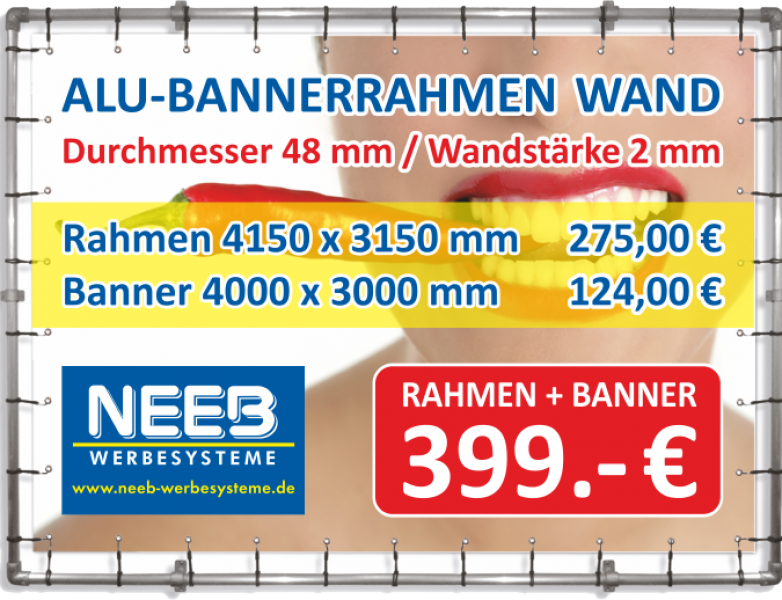 Alu_Bannerrahmen_Stecksystem_Wand_4150x3150_fuer_Banner_4000x3000