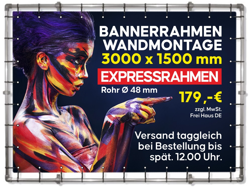 Alu-Bannerrahmen-Wandmontage-Stecksystem-3000x1500mm-Express