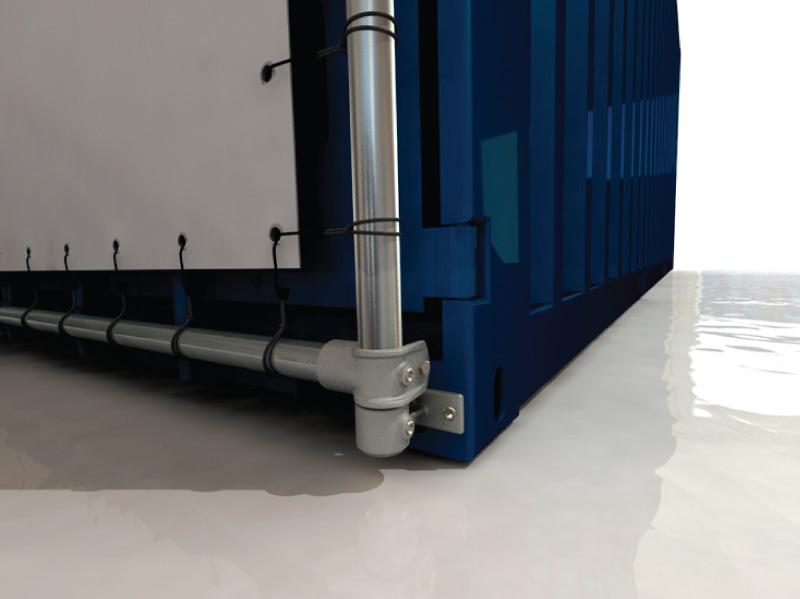 Containerrahmen-S200767-2-Container-kurze-Seite-komplett-Bannerrahmen-Detail-2