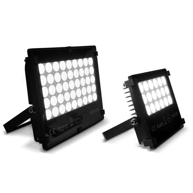 LED_Beleuchtung_Bannerrahmen_Flood_Light